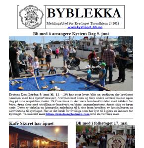 byblekka forside 2.2018